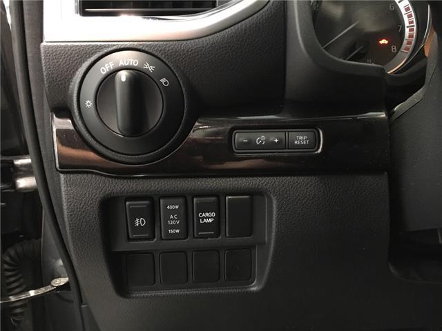 2017 Nissan Titan SV (Stk: P0596) in Owen Sound - Image 6 of 11