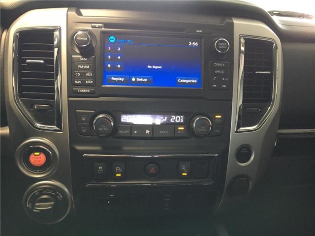 2017 Nissan Titan SV (Stk: P0596) in Owen Sound - Image 8 of 11