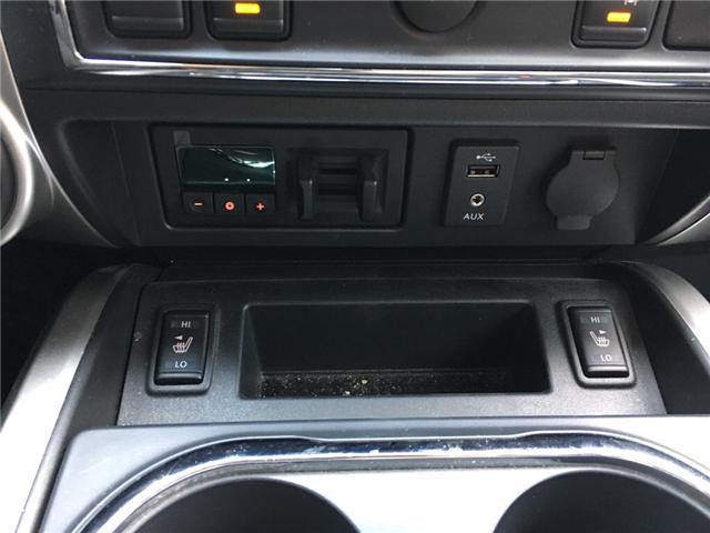 2017 Nissan Titan SV (Stk: P0596) in Owen Sound - Image 9 of 11