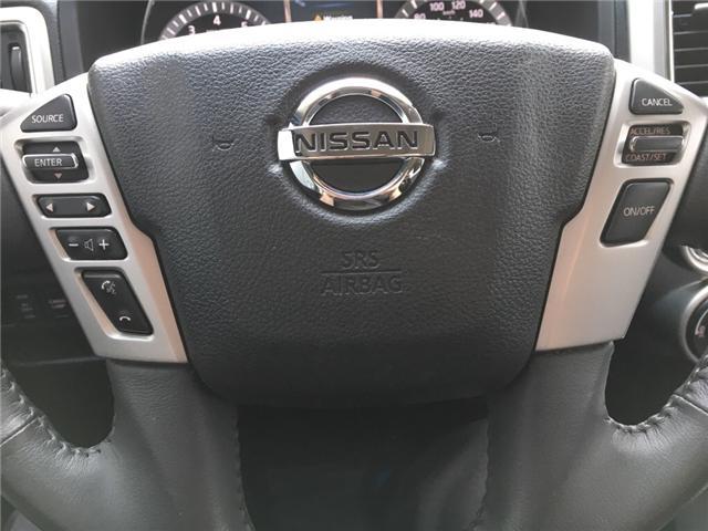 2017 Nissan Titan SV (Stk: P0596) in Owen Sound - Image 11 of 11