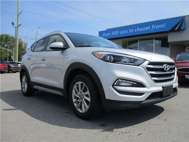 2017 Hyundai Tucson Premium (Stk: 180958) in Kingston - Image 1 of 13