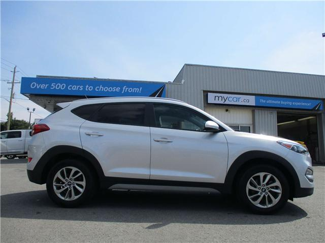 2017 Hyundai Tucson Premium (Stk: 180958) in Kingston - Image 2 of 13