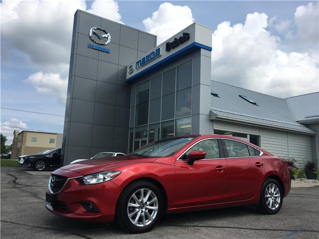 2015 Mazda MAZDA6 GS (Stk: UC5681) in Woodstock - Image 1 of 27