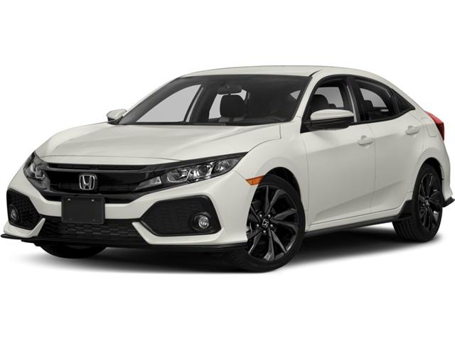 2018 Honda Civic Sport Stk L18802 In Toronto