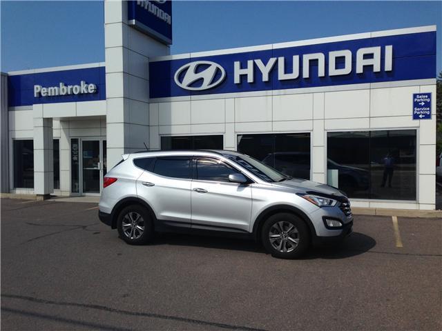 2013 Hyundai Santa Fe Sport 2.0T Premium (Stk: 18041-1) in Pembroke - Image 1 of 1