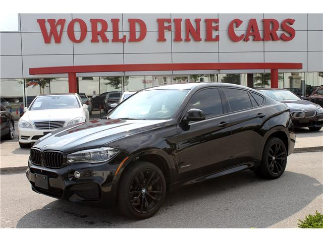 2017 BMW X6 xDrive35i (Stk: 16413) in Toronto - Image 1 of 29