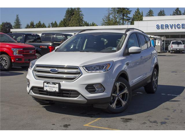 2018 Ford Escape SEL (Stk: 8ES3421) in Surrey - Image 3 of 27