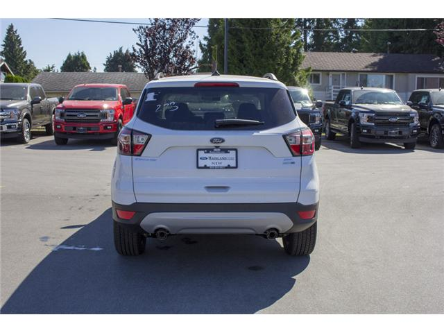 2018 Ford Escape SEL (Stk: 8ES3421) in Surrey - Image 6 of 27