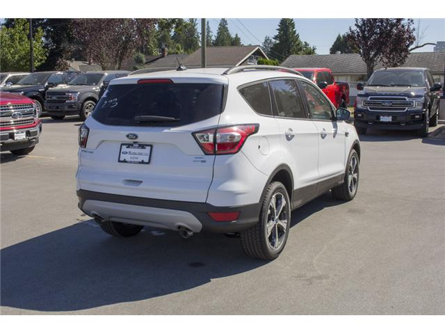 2018 Ford Escape SEL (Stk: 8ES3421) in Surrey - Image 7 of 27