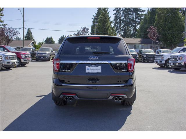 2018 Ford Explorer Platinum (Stk: 8EX0175) in Surrey - Image 5 of 26
