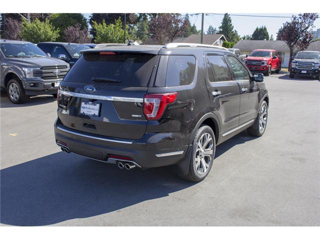 2018 Ford Explorer Platinum (Stk: 8EX0175) in Surrey - Image 6 of 26