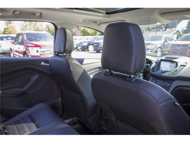2018 Ford Escape SEL (Stk: 8ES3421) in Surrey - Image 15 of 27