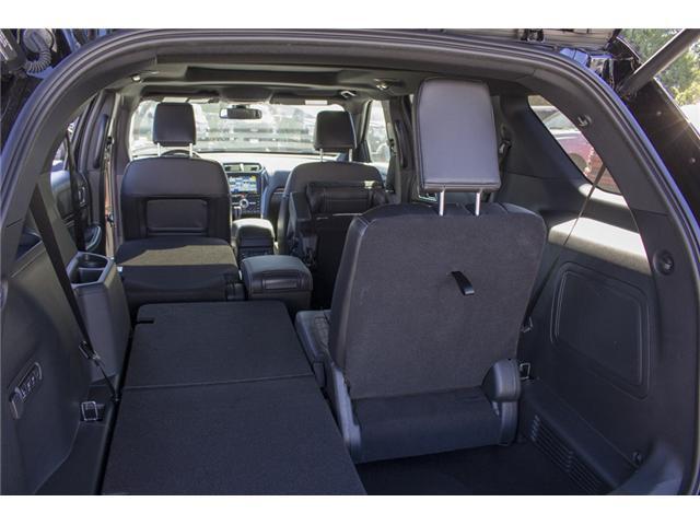 2018 Ford Explorer Platinum (Stk: 8EX0175) in Surrey - Image 8 of 26