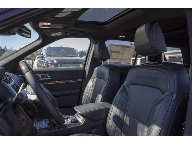 2018 Ford Explorer Platinum (Stk: 8EX0175) in Surrey - Image 9 of 26
