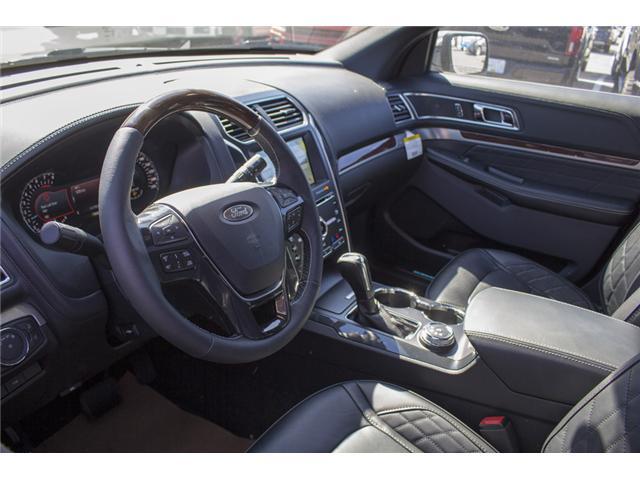 2018 Ford Explorer Platinum (Stk: 8EX0175) in Surrey - Image 10 of 26