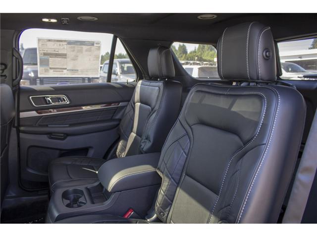 2018 Ford Explorer Platinum (Stk: 8EX0175) in Surrey - Image 11 of 26