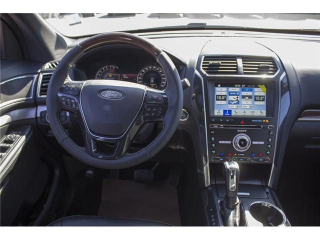 2018 Ford Explorer Platinum (Stk: 8EX0175) in Surrey - Image 12 of 26