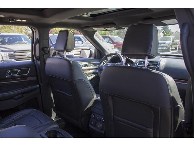 2018 Ford Explorer Platinum (Stk: 8EX0175) in Surrey - Image 14 of 26