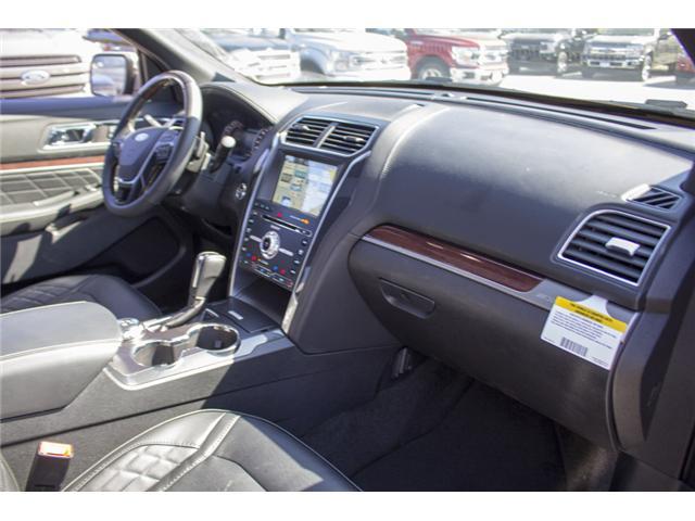 2018 Ford Explorer Platinum (Stk: 8EX0175) in Surrey - Image 15 of 26