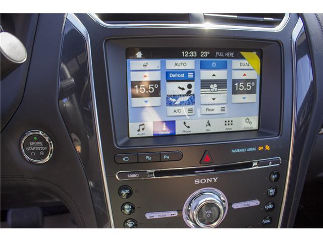 2018 Ford Explorer Platinum (Stk: 8EX0175) in Surrey - Image 20 of 26
