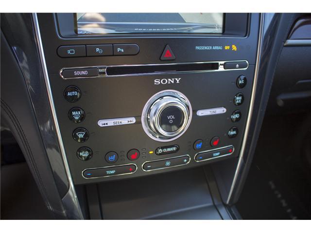 2018 Ford Explorer Platinum (Stk: 8EX0175) in Surrey - Image 22 of 26