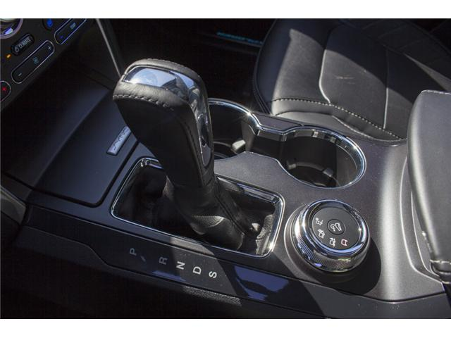 2018 Ford Explorer Platinum (Stk: 8EX0175) in Surrey - Image 23 of 26