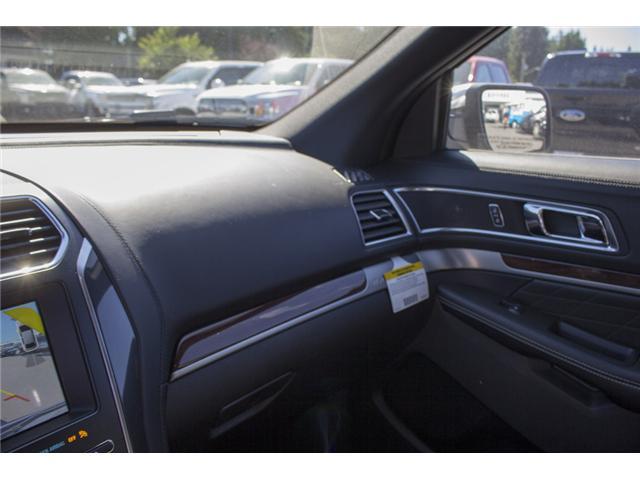 2018 Ford Explorer Platinum (Stk: 8EX0175) in Surrey - Image 24 of 26