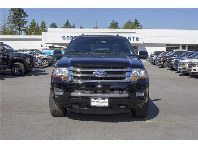 2017 Ford Expedition Max Limited (Stk: P7280) in Surrey - Image 2 of 28
