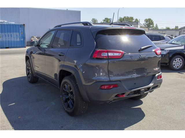 2017 Jeep Cherokee Trailhawk (Stk: EE895720) in Surrey - Image 5 of 26