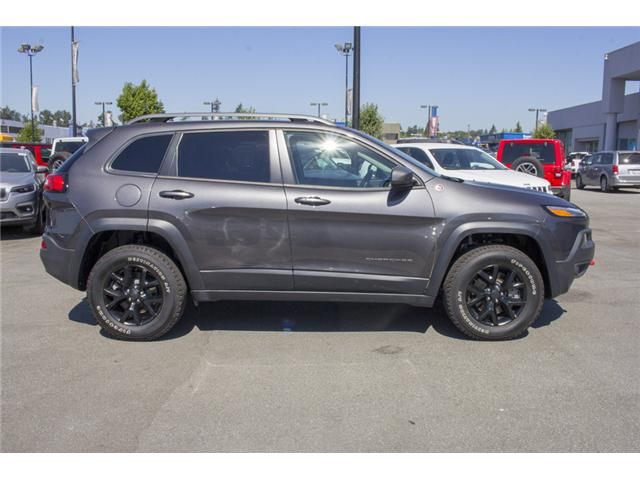 2017 Jeep Cherokee Trailhawk (Stk: EE895720) in Surrey - Image 8 of 26