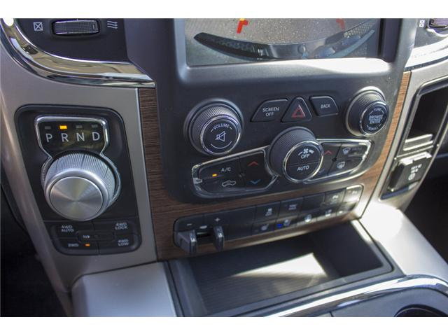 2017 RAM 1500 Laramie (Stk: EE895870) in Surrey - Image 25 of 29