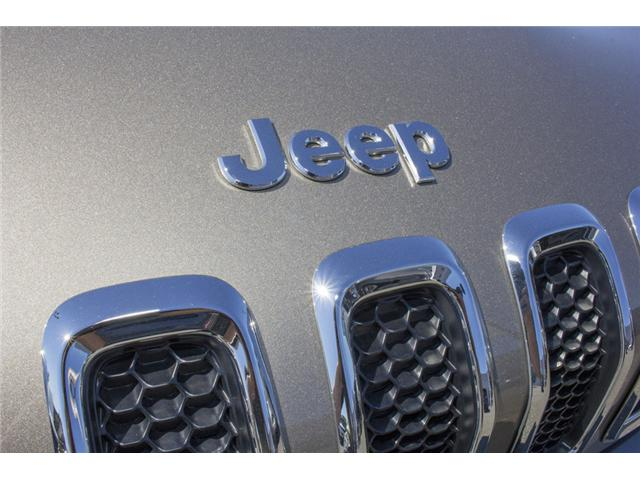 2017 Jeep Cherokee North (Stk: EE895740) in Surrey - Image 9 of 28