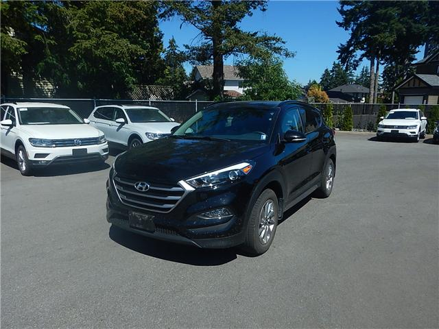2017 Hyundai Tucson Luxury (Stk: VW0724) in Surrey - Image 4 of 27