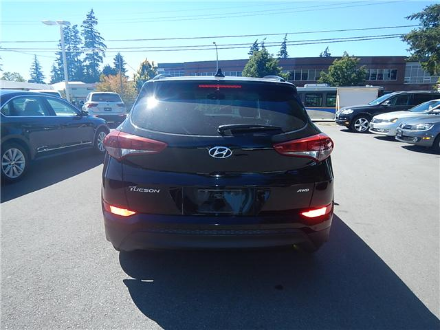 2017 Hyundai Tucson Luxury (Stk: VW0724) in Surrey - Image 24 of 27