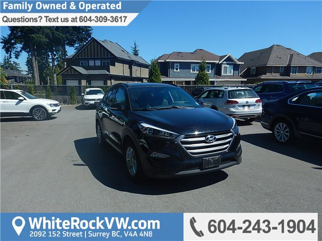 2017 Hyundai Tucson Luxury (Stk: VW0724) in Surrey - Image 1 of 27