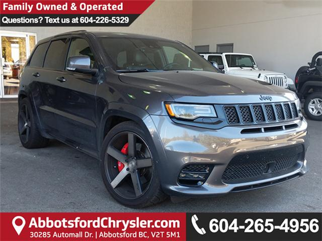 2017 Jeep Grand Cherokee SRT (Stk: K541486A) in Abbotsford - Image 1 of 1