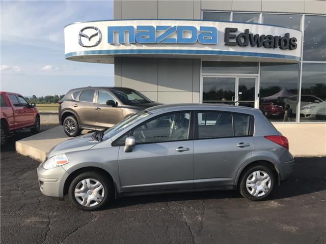 2010 Nissan Versa 1.8S (Stk: 21018) in Pembroke - Image 1 of 9