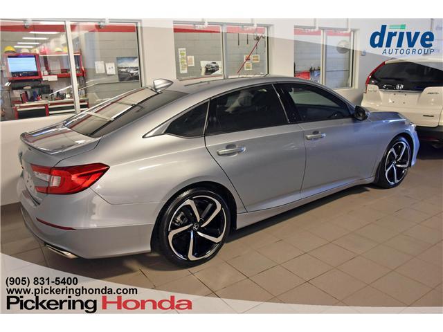 2018 Honda Accord Sport (Stk: P4244) in Pickering - Image 2 of 21