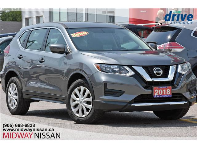 2018 Nissan Rogue S (Stk: U1407) in Whitby - Image 1 of 25