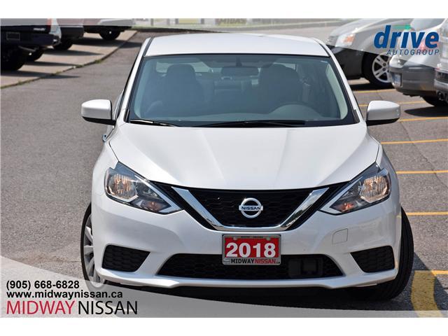 2018 Nissan Sentra 1.8 SV (Stk: U1404) in Whitby - Image 2 of 24