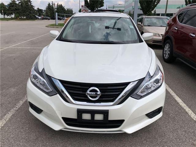 2018 Nissan Altima 2.5 SV (Stk: X5318) in Burlington - Image 2 of 5