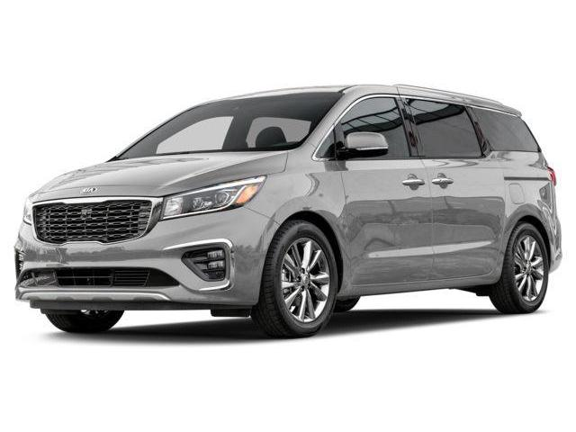 2019 Kia Sedona LX+ (Stk: 586N) in Tillsonburg - Image 1 of 3