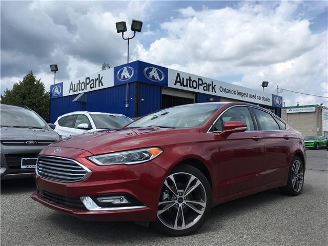 2017 Ford Fusion Titanium (Stk: 1789100) in Georgetown - Image 1 of 29