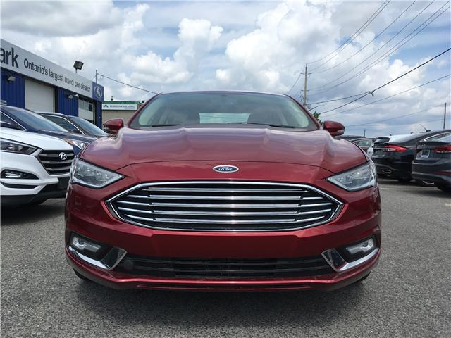 2017 Ford Fusion Titanium (Stk: 1789100) in Georgetown - Image 2 of 29