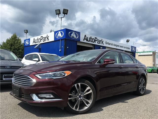 2017 Ford Fusion Titanium (Stk: 1761138) in Georgetown - Image 1 of 27