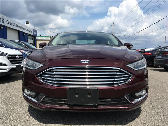 2017 Ford Fusion Titanium (Stk: 1761138) in Georgetown - Image 2 of 27