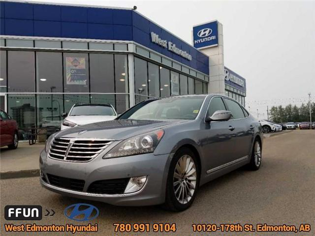 2014 Hyundai Equus Ultimate (Stk: E4051) in Edmonton - Image 1 of 29