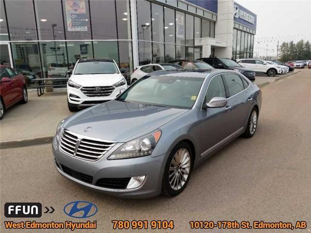 2014 Hyundai Equus Ultimate (Stk: E4051) in Edmonton - Image 2 of 29