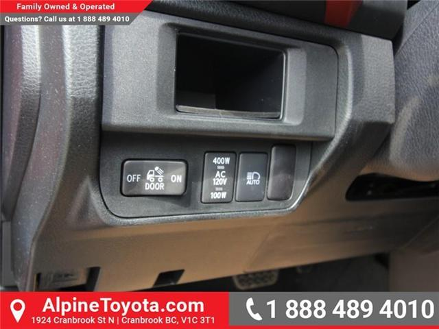 2018 Toyota Tacoma TRD Off Road (Stk: X146918) in Cranbrook - Image 15 of 18