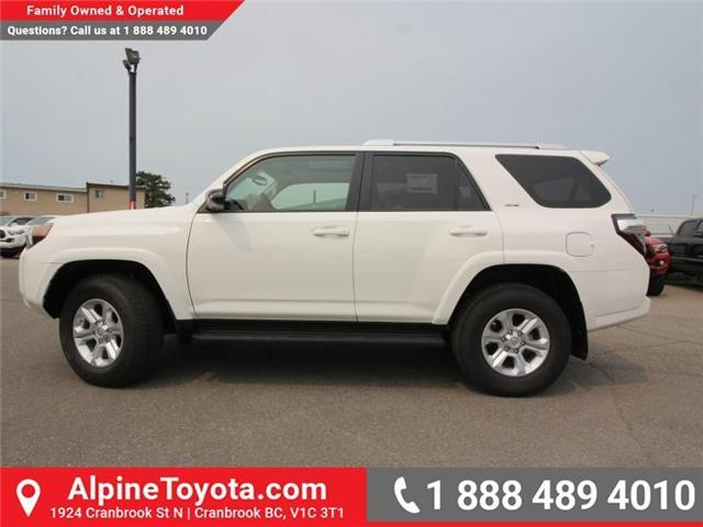 2018 Toyota 4Runner SR5 (Stk: 5597382) in Cranbrook - Image 2 of 17